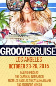 GrooveCruise Jamie Lee Wilson