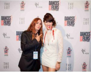 Jamie Lee Wilson Dances With Films
