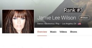 Jamie Lee Wilson #3 Reverbnation